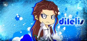 Sing Aizen by dilelis