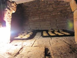 stoned oven from inside by S-L-J-Rabling
