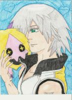 Riku luv +Just A Bit Batty+ by Yuki66
