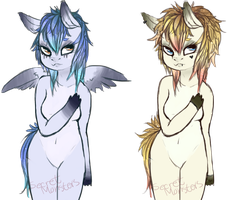 Sisters offer to adopt by SecretMonsters