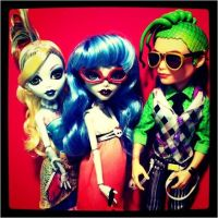New  Monster High DOTD by Gomamon4life