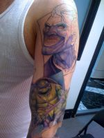 awesome sleeve wip by michaelbrito