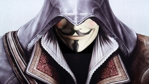 Anonymus Assassin Creed by thedarkmink