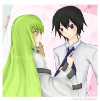 Code Geass: How to... by chadakoon