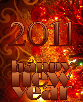 2011 - HAPPY NEW YEAR by SimplyDreams