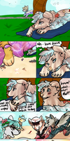 LOVE AT FIRST SIGHT by alarmed-dingoes