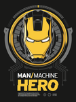 ManMachineHero NOW Variant by AdamLimbert