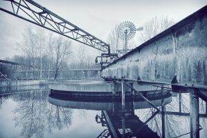 Industry Park Duisburg by doomed-forever