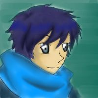 Supposed-to-be-Kaito from Vocaloid by xXdarkXmageXx