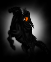 Headless Horseman by PurpleKakashi
