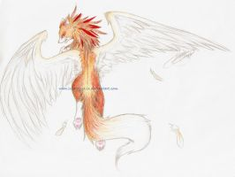 Some random flying fox... by IX-Demyx-IX