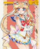 Card: Super Sailor Moon by Princess--Ailish