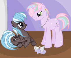 Oops- Novi and Vocal... by trinidream