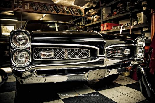 67GTO by AmericanMuscle