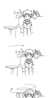 APH: midnight doodle comic by Kata-elf