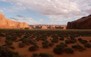 Monument Valley by vivera9