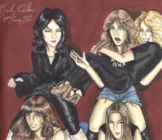 The Runaways by cozywelton