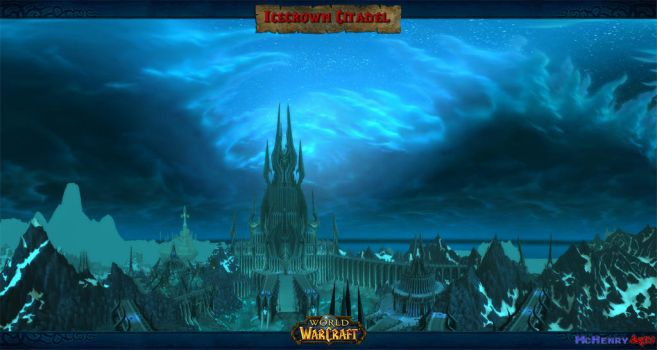 WoW - Icecrown Citadel by mchenry