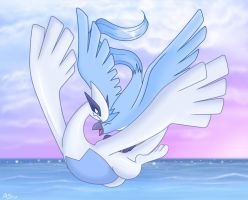 Flight of Love by Articuno