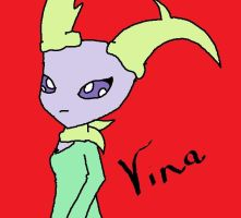 Vina by NickTheWitch