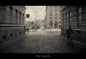Bicycle by JakezDaniel