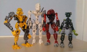 My Remaining MOC's by danbrixton