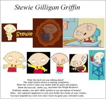 stewie griffin by deligeyik