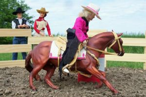 Breyer Barrel Racer by CatWink