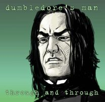 Dumbledore's man by Lithrael