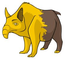 ...pogheys... Drowzee by Rainbow-Cemetery