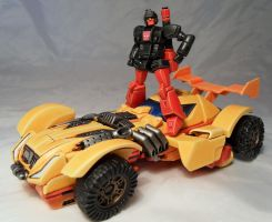 Sureshot alt mode by Spurt-Reynolds