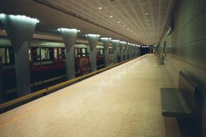 Warsaw 049 Subway by remigiuszScout