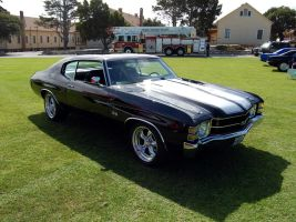 1971 Chevelle SS by ThexRealxBanks