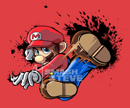 Commission: Mario by Tails1000