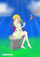 My Contest Entry Estheryu by Senshisoldier