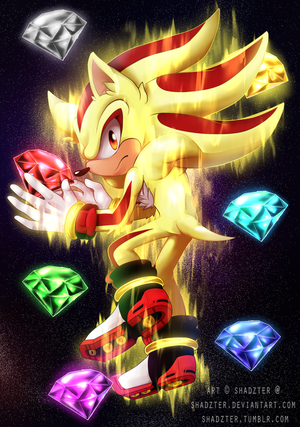 And With The Power Of These Emeralds... by shadzter