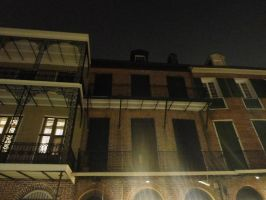 New Orleans Building 6 by Kizzarina