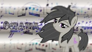 Wallpaper Wonderful Octavia by Barrfind