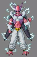 Ultimate Buu by hsvhrt