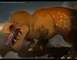 The Good Dinosaur: Butch by ZzNightmareGirlzZ