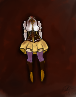 Headless Mami by codtiergamzee