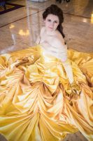 Belle Cosplay | Tale as Old as Time by CosplayInABox