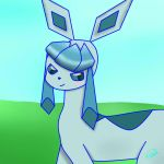 RQ: Glaceon by kittehgoneAWOL