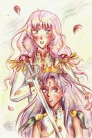 Utena movie by SirSubaru