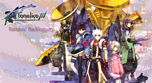 Ar tonelico III Backloggery 2 by Rarutos
