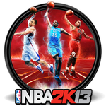 NBA2k13 icon by kikofakiko