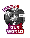 Our World - page 24 live! by Kuurion
