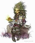 Pathfinder: Heroes of the Streets - Lini by BadInspiration
