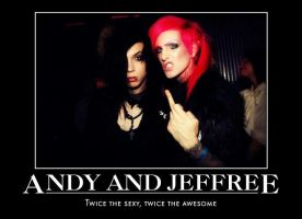 Andy And Jeffree Meme :D by ImaginingComa