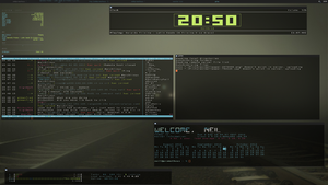 more manjaro openbox work by mrneilypops